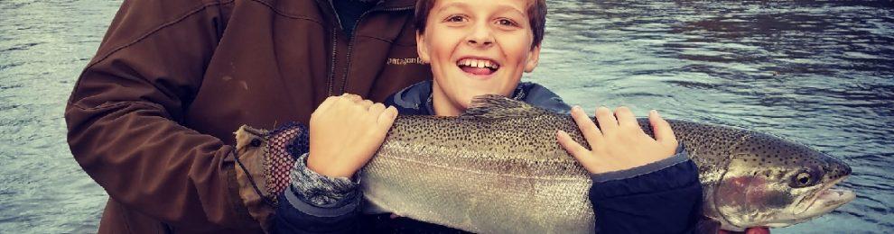 Big Manistee River Fishing Report